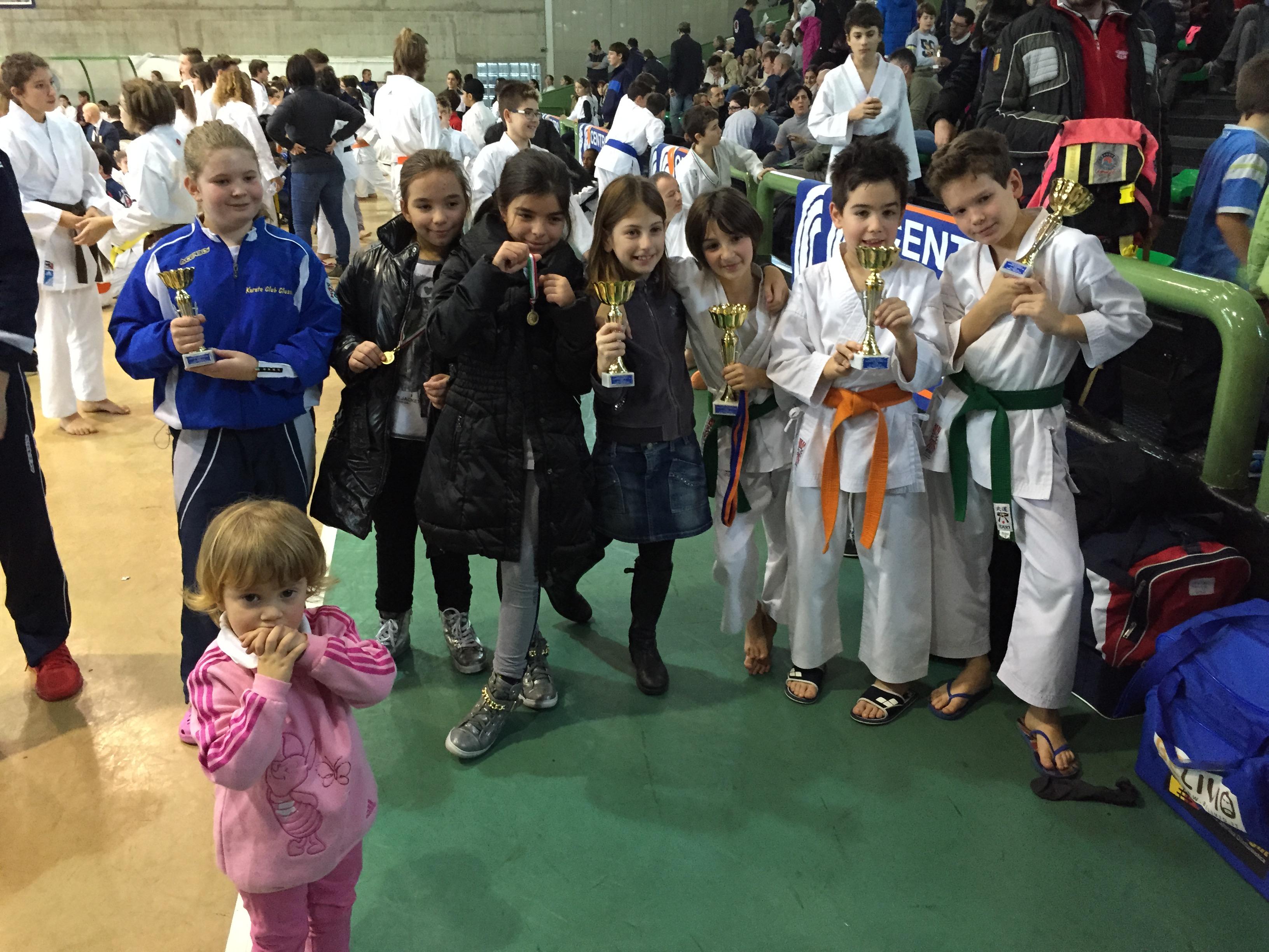 Verdello Karate club clusone